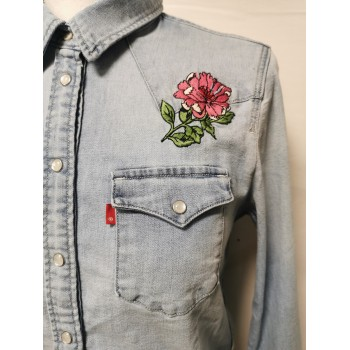 Camicia Jeans Ultimate Western