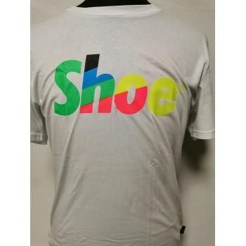 T-shirt M/c Logo Fluo Grande