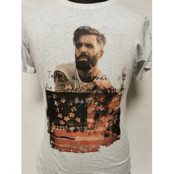 T-shirt Stampa Usa