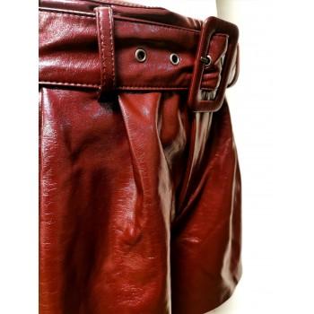 Short Scarlet Glaze Lucido
