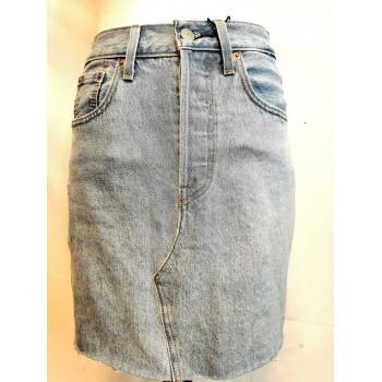 Gonna Jeans Hr Decon