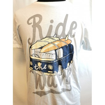 T-shirt Stampa Camper