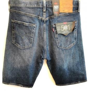 Bermuda jeans Levi's 501